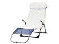 Beach towel holder